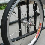 Phil Wood Wheel for Brompton
