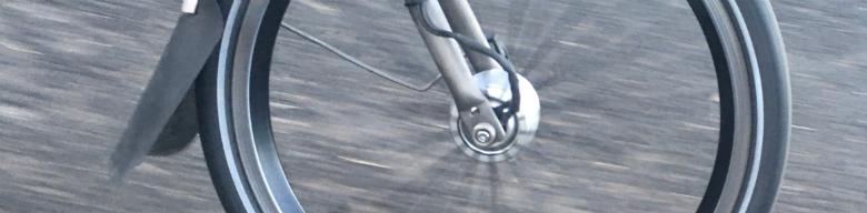Dynamo Front Wheel